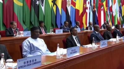 - Çin, Afrika'ya 60 Milyar Dolar Yatırım Yapacak