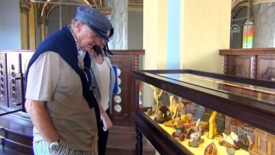 Cunda'daki Rahmi M. Koç Müzesi'nde hedef 1 milyon ziyaretçi - BALIKESİR