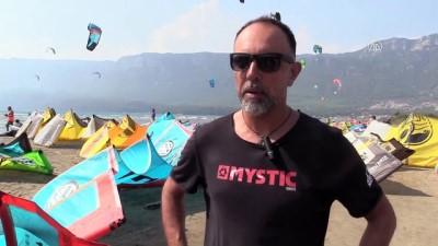 Dünyaca ünlü sörfçüler Gökova Körfezi'nde mücadele edecek - MUĞLA