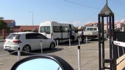 kimlik tespiti - FETÖ şüphelilerinin Yunanistan'a kaçarken yakalanması - BALIKESİR
