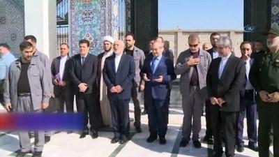 - İran Dışişleri Bakanı Zarif, Esad ile görüştü