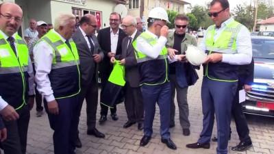 'Köy yollarımız artık daha konforlu olacak' - KIRKLARELİ