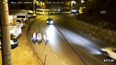 Yurtta meydana gelen kazalar Mobese kameralarında