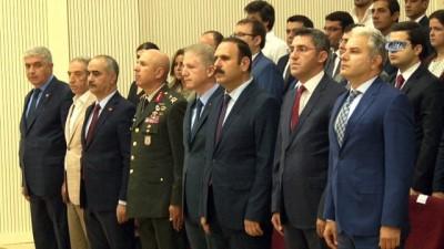 muslu -  Sivas'ta yeni adli yılın açılışı yapıldı