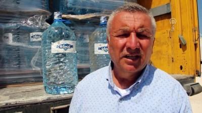 Suriyelilere su yardımı - HATAY