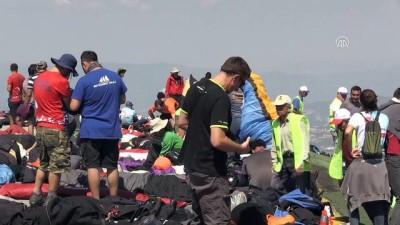 Yamaç Paraşütü Dünya Kupası Hazırlık Yarışması - DENİZLİ