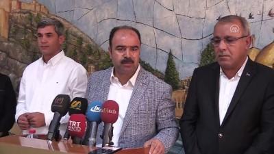 silahli kavga - 2 kişinin öldüğü silahlı kavga - Büyükşehir Belediye Başkanı Çiftçi - ŞANLIURFA