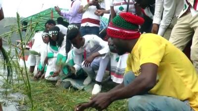hukumet karsiti - Etiyopya'nın ünlü festivali bu yıl olaysız geçti (2) - ADDİS ABABA