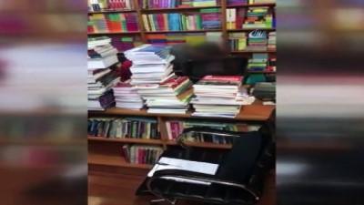 Fatih'te korsan kitap operasyonu: 14 bin 200 kitap ele geçirildi