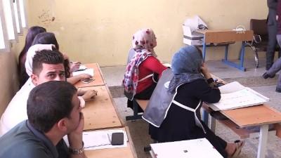 IKBY'de oy verme işlemi başladı (1) - ERBİL