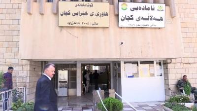 IKBY'de oy verme işlemi başladı (2) - ERBİL