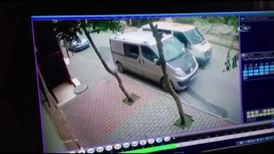 İstanbul'da aynı atölyeyi 2 ayda 2. kez soydular...Hırsızlık anları kamerada