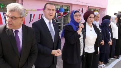 Türkçe dersi Bağdat'ta ilkokul müfredatına girdi - BAĞDAT