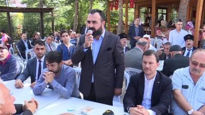 Türkiye Gaziler ve Şehit Aileleri Vakfından aşure programı - ANKARA