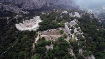 Doğa ve tarihin buluştuğu kent: Termessos (2) - ANTALYA