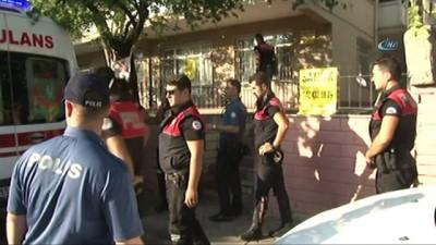itfaiye eri -  Evini ateşe verip itfaiye ve polis ekiplerine ateş açan şahıs tutuklandı