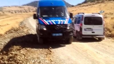 Gaziantep'te bulunan roket başlığını özel ekip inceleyecek
