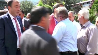 Hisarcıklıoğlu: 'El ele verip ülkemizi hak ettiği yere getireceğiz' - ARTVİN