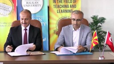 IBU ile RTEÜ arasında iş birliği anlaşması imzalandı - ÜSKÜP