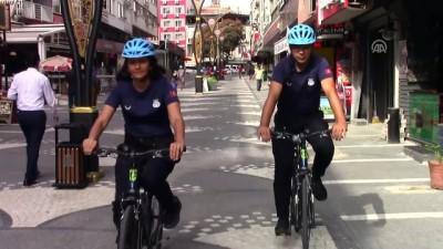 Karesi Belediyesinde 'bisikletli zabıtalar' göreve başladı - BALIKESİR