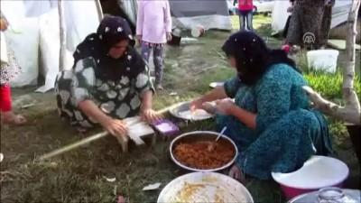 Mevsimlik tarım işçilerinin çocuklarının ağır yükü - SAMSUN