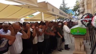 Niğde'de öldürülen eski cumhuriyet savcısı Yağmur'un cenazesi toprağa verildi - KIRŞEHİR