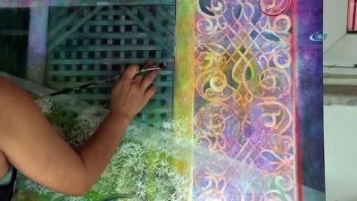 Ormana'da sanat çalıştayı gerçekleştirildi