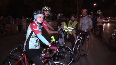 'Sessiz Çığlık Bisiklet Turu' üyeleri İstanbul'a döndü - İSTANBUL
