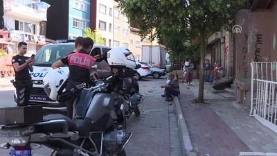 Şişli'de asayiş uygulaması - İSTANBUL
