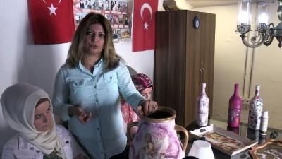 Suriyeliler kurslarla meslek sahibi oldu - KİLİS