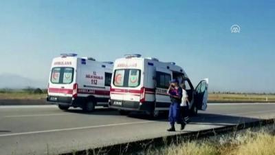 Trafik kazası: 3 yaralı - BURDUR
