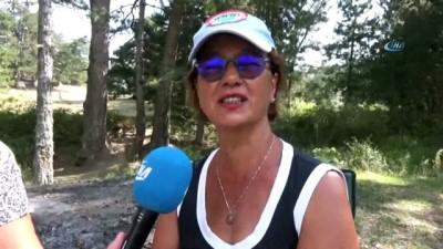 destina -  Türkiye'nin karavancıları Gölcük'te buluştu