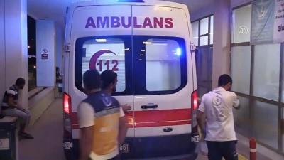 Yardıma giden sağlık ekipleri darbedildi - ŞANLIURFA