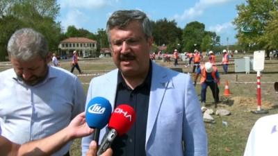 1. Türk Telekom Oyunları Sinop'ta yapıldı