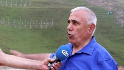 Açılan 5 bin delikle çığı önlemeye çalışacaklar... Türkiye'de bir ilk Zigana Dağı'nda gerçekleştiriliyor