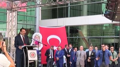 Adalet Bakanı Abdülhamit Gül: '100 günlük eylem planıyla müjdesini verdiğimiz yargıda hedef süre uygulamasını da yeni adli yılda başlatmış olduk'