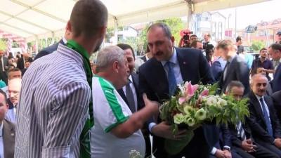 Adalet Bakanı Abdülhamit Gül: ' İstatistiklerde İstinaf mahkemelerinin çok önemli mesafeler, başarılar elde ettiğini göstermektedir'