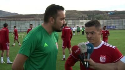 """Çalımbay: """"Fenerbahçe maçı final maçı gibi olacak'"""