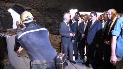 Kömür üretiminde hedef 5 yılda 10 milyon ton - ZONGULDAK