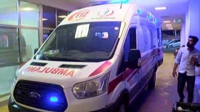 Şanlıurfa'da 112 Acil Servis görevlisi hasta yakını tarafından bıçaklandı