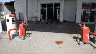 Akaryakıt istasyonunda kompresör patladı: 1 yaralı - ARDAHAN