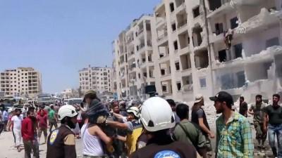 (ARŞİV) 'Suriye'nin kurtarıcı melekleri' Beyaz Baretliler - SURİYE