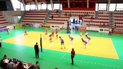 Avrupa 19 Yaş Altı Kadınlar Voleybol Şampiyonası - TİRAN