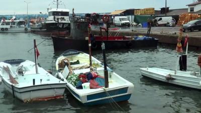 Balıkçının yüzünü palamut güldürdü - DÜZCE