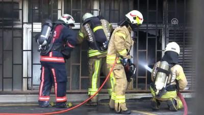 Beylikdüzü'nde fabrika yangını (2) - İSTANBUL