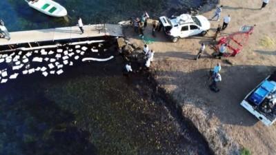 Denizi kirleten fuel-oil sızıntısının kaynağıyla ilgili flaş gelişme