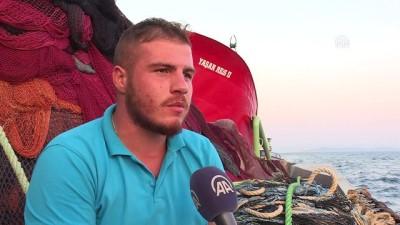 Denizin mevsimlik işçileri - İZMİR