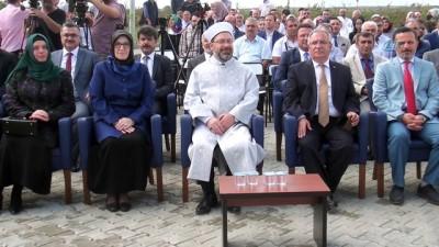 Diyanet İşleri Başkanı Erbaş: 'Din istismarı güvenlik meselesi haline gelmiştir'
