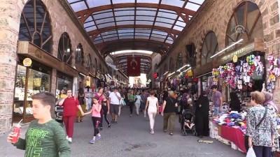 'Düğün Çarşısı'nda Arap turist ve gurbetçi bereketi - BURSA