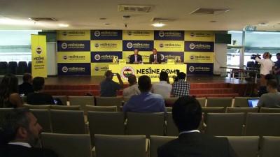 Fenerbahçe, Nesine.com ile sponsorluk imzaladı
